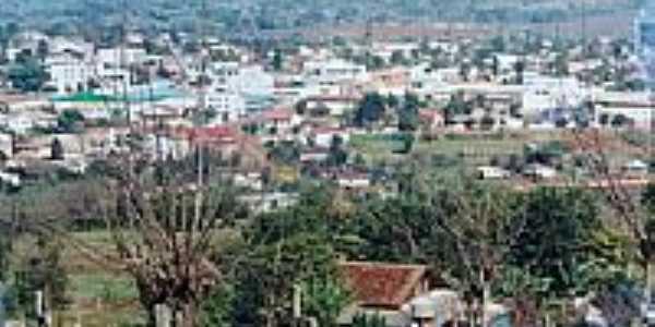 Vista da cidade-Foto:Jurandir Knabben