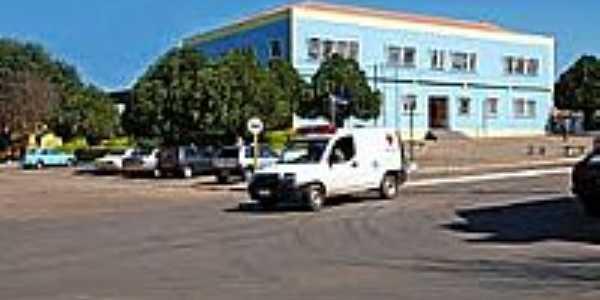 Prefeitura Municipal-Foto:Acir Mandello .'.