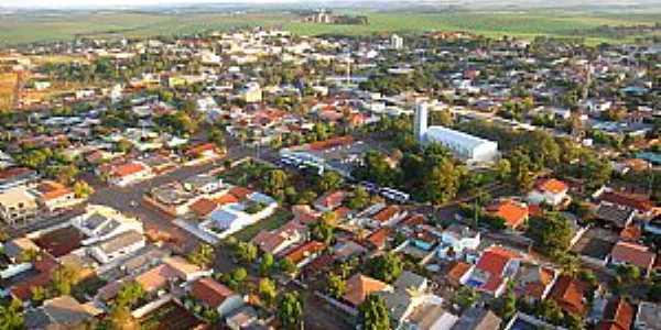 São João do Ivaí-PR-Vista aérea-Foto:blogdoroque.com.br
