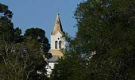 São João do Triunfo - Torre da Igreja Matriz em São João do Triunfo-Foto:daniel_distéfano