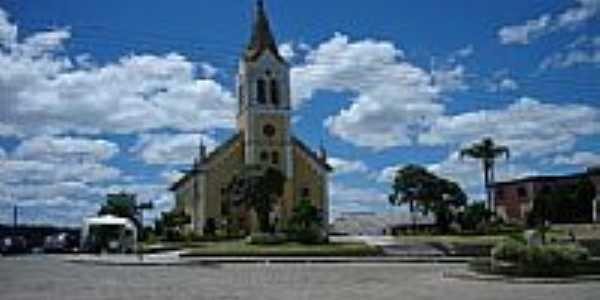Igreja Matriz de S�o Jo�o do Triunfo-Foto:diogockmayer