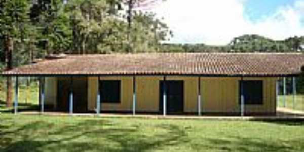 Sede Fazenda Mayer em S�o Jo�o do Triunfo-Foto:diogockmayer