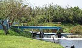 São José dos Pinhais - Captação de água potável no Rio Pequenoem São José dos Pinhais-Foto:Eduardo Jose Jankosz