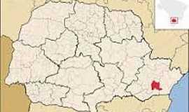 São José dos Pinhais - São José dos Pinhais-PR-Mapa de Localização