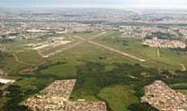 São José dos Pinhais - Vista aérea do Aeroporto Afonso Pena em São José dos Pinhais-Foto:André Bonacin