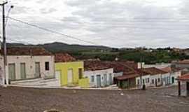 Inúbia - Inúbia-BA-Casario e a ladeira-Foto:Edson Souza