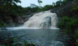 Inúbia - Inúbia-BA-Cachoeira-Foto:walas lima