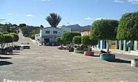 Inúbia - Inúbia-BA-Praça do Comércio-Foto:Rôney