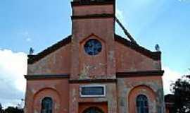 São Luiz do Purunã - Igreja Matriz em São Luiz do Purunã-PR-Foto:Moacir P Cruz de Gu…