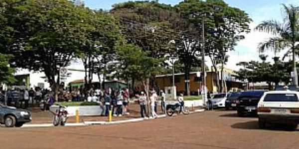 Imagens da cidade de São Miguel do Cambui - PR