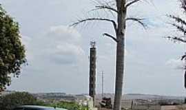 S�o Miguel do Igua�u - S�o Miguel do Igua�u-PR-Vista da Torre de Comunica��o e parcial da cidade-Foto:Ricardo Mercadante
