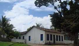 Ipiaú - Ipiaú-BA-Casa construida em 1920-Foto:MARCELO S F