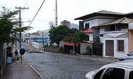 Ipiaú - Ipiaú-BA-Rua no centro-Foto:Ruy Reis