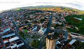 Ipiaú - Ipiaú-BA-Vista da cidade-Foto:Prefeitura de Ipiaú-Facebook