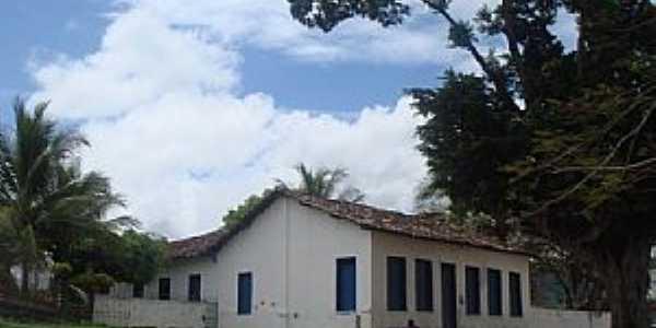 Ipiaú-BA-Casa construida em 1920-Foto:MARCELO S F