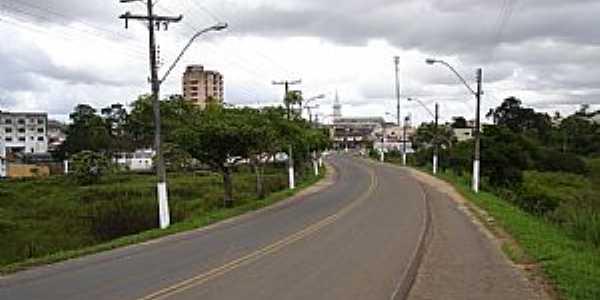 Ipiaú-BA-Chegando na cidade-Foto:Ruy Reis