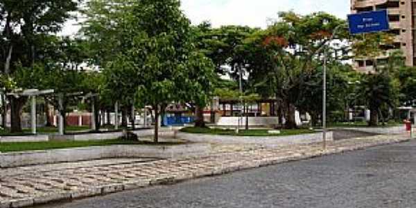 Ipiaú-BA-Praça central-Foto:Ruy Reis