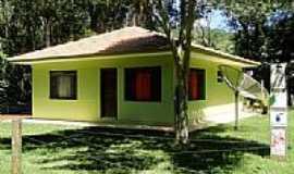 São Pedro do Iguaçu - Casa do Guarda Florestal da Reserva Florestal Cabeça de Cachorro em São Pedro do Iguaçu-PR-Foto:Ricardo Mercadante