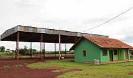 São Pedro do Iguaçu - Centro Comunitário na Vila Rural da Paz em São Pedro do Iguaçu -PR-Foto:Ricardo Mercadante