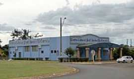 São Pedro do Iguaçu - Centro Cultural em São Pedro do Iguaçu -PR-Foto:Ricardo Mercadante