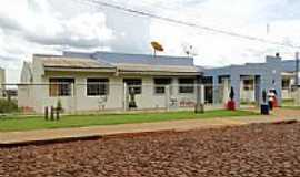 S�o Pedro do Igua�u - Escola Municipal em S�o Pedro do Igua�u -PR-Foto:Ricardo Mercadante