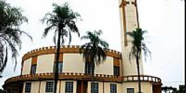 São Pedro do Ivaí-PR-Paróquia de São Pedro Apóstolo-Foto:arquidiocesedemaringa.