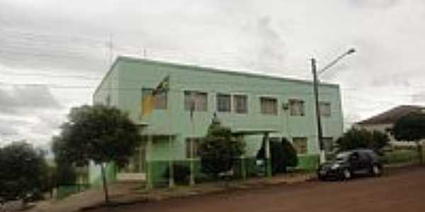 São Pedro do Ivaí-PR-Prefeitura Municipal-Foto:chico biazio