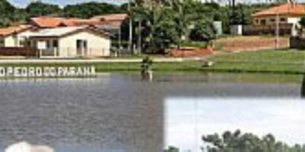 Imagens da cidade de São Pedro do Paraná - PR