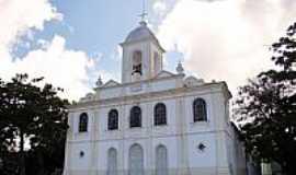 Ipir� - Matriz de Sant�Ana em Ipir�-BA-Foto:Vicente A. Queiroz