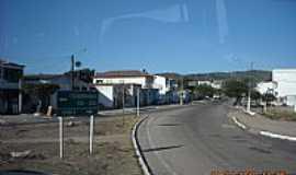 Ipir� - Trevo de acesso de Ipir�-BA-Foto:magalh�es jaime