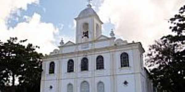 Matriz de Sant�Ana em Ipir�-BA-Foto:Vicente A. Queiroz