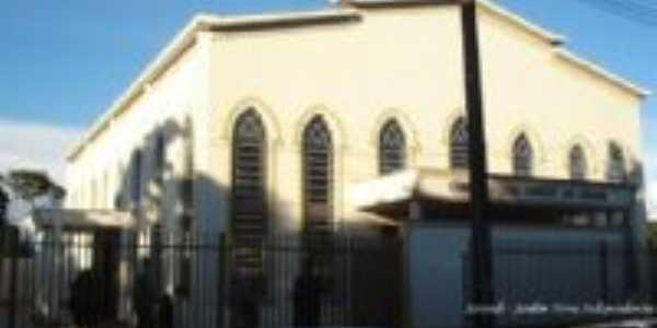 Igreja Evangélica - , Por benedita soares