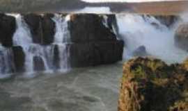 Saudade do Igua�u - Alagado, Por Cristiane Trevizan