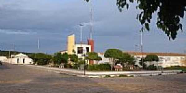 Praça em Ipupiara-BA-Foto:eriveltoncosta