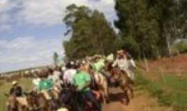 Serra dos Dourados - cavalgada de serra dos dourados, Por joao paulo