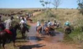 Serra dos Dourados - cavalgada, Por joao paulo