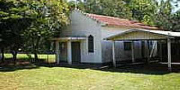 Capelinha em Serra dos Dourados-Foto:Udson Pinho