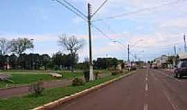 Serranópolis do Iguaçu - Entrada da cidade-Foto:rafael_dalcin