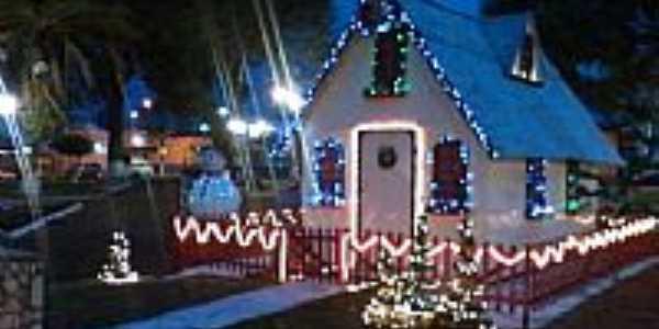 Casa do Papai Noel em Sertanópolis