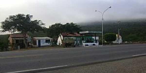 Irajuba-BA-Entrada da cidade-Foto:EMILENE