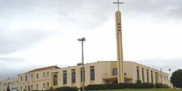 Siqueira Campos-PR-Santuário do Bom Jesus da Cana Verde-Foto:codren.org