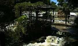 Tamarana - Quiosque - ponte
