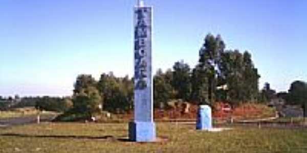 Entrada Principal de Tamboara