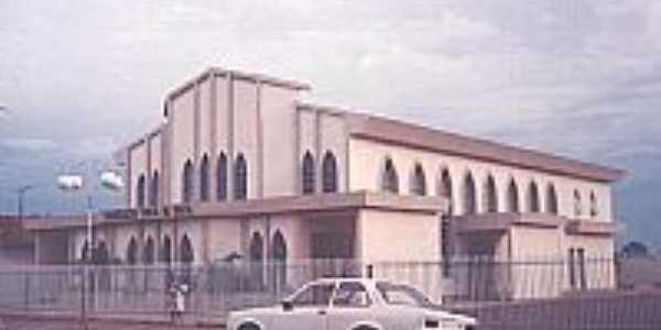 Igreja da Congregação Cristã do Brasil em Tapejara-Foto:Congregação Cristã.NET