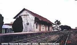 Teixeira Soares - A Estação em 2003