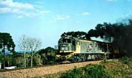 Teixeira Soares - O Trem