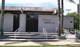 Tel�maco Borba - C�mara Municipal de Tel�maco Borges-Foto:Aparecido Ferraz