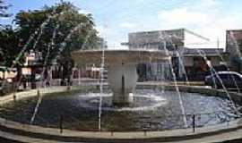 Telêmaco Borba - Chafariz Praça da Bíblia