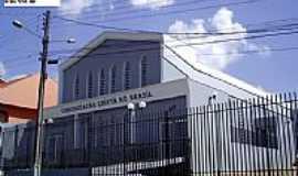 Tel�maco Borba - Igreja da Congrega��o Crist� do Brasil em Tel�maco Borba-Foto:Congrega��o Crist�.NET