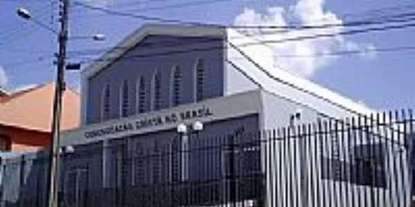 Igreja da Congregação Cristã do Brasil em Telêmaco Borba-Foto:Congregação Cristã.NET